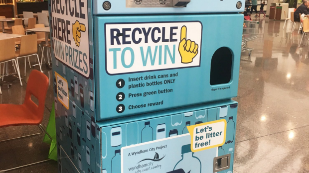 Article image for Wyndham Council's rewards-based strategy to encourage recycling