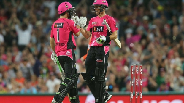 Article image for BLOG: BBL06 Sixers vs Scorchers at the SCG
