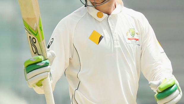Article image for Peter Handscomb draws comparisons with Michael Bevan