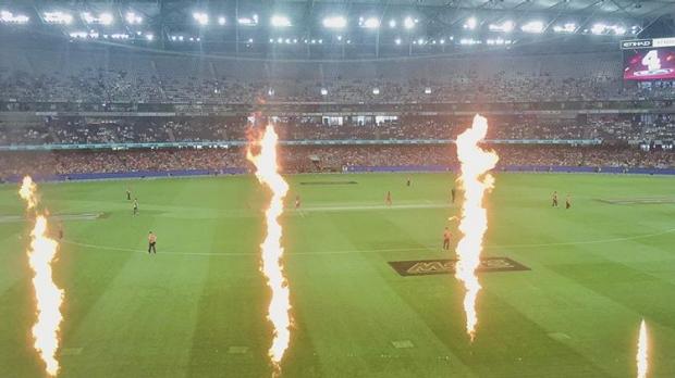 Article image for BLOG: KFC BBL06: Melbourne Renegades v Perth Scorchers