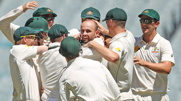 Article image for Australia wins Boxing Day Test against Pakistan at the MCG