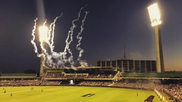 Article image for BLOG: KFC BBL06: Perth Scorchers v Sydney Thunder