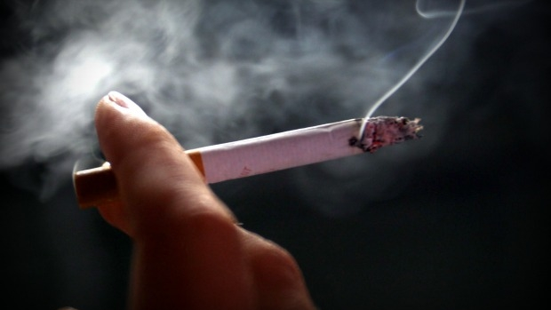 Article image for Sussan Ley explains government push to get a million smokers to quit by 2018