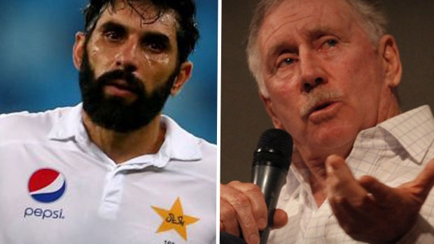 Article image for Ian Chappell says Pakistan should have sacked captain Misbah-ul-Haq