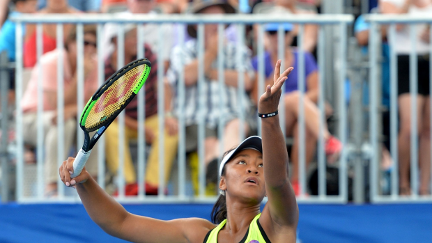 Article image for Destanee Aiava gearing up for extra attention as the Australian Open looms