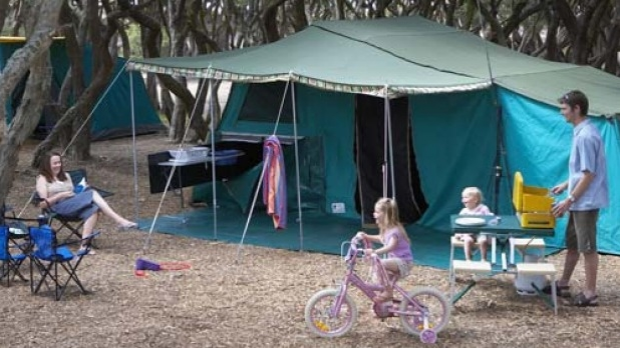 Article image for Victorian Government announces review into takeover of Anglesea Caravan Park