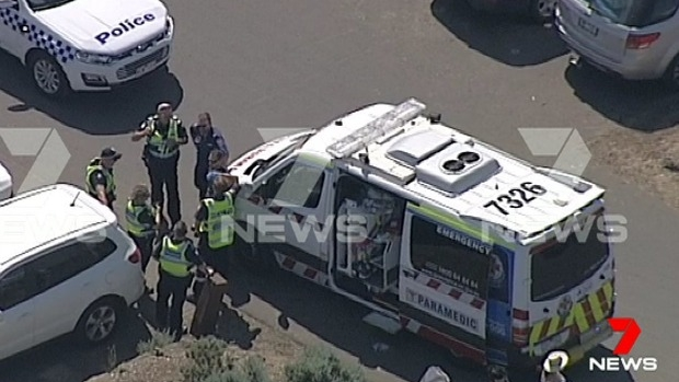 Article image for Man dies after being pulled from water at Ocean Grove