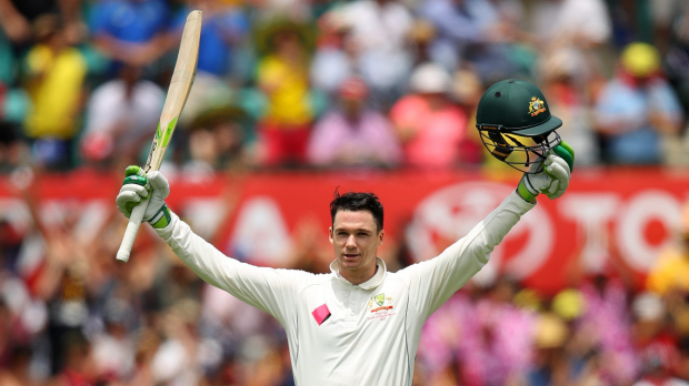 Article image for Peter Handscomb's former principal calls Sports Today