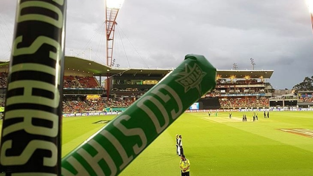Article image for KFC BBL06: Sydney Thunder v Melbourne Stars at Spotless Stadium