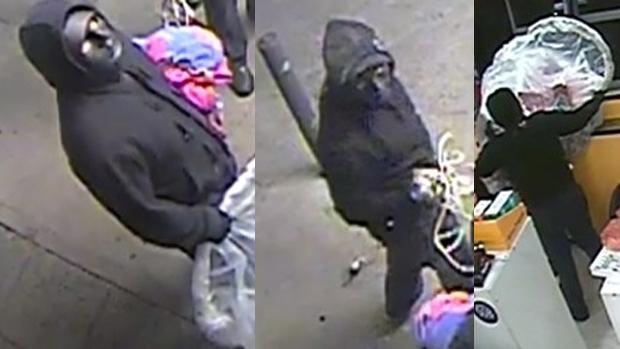 Article image for Police hunt masked men over supermarket burglary at Sunshine West
