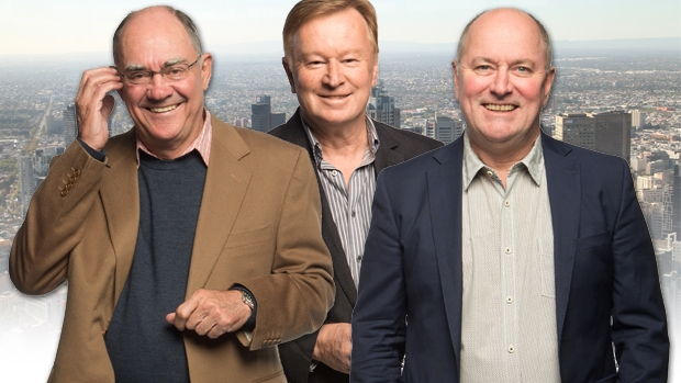 Article image for They're back! Ross and John and Denis Walter return to 3AW on Monday