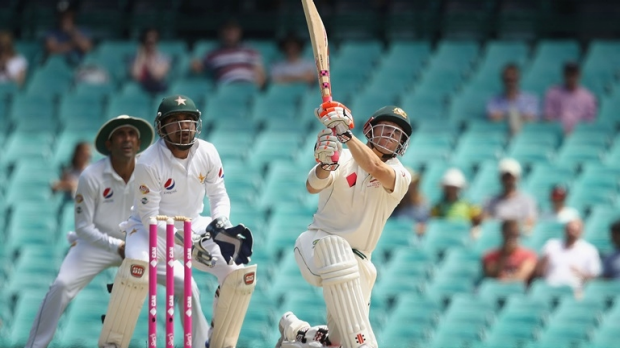 Article image for BLOG: Third Test Australia vs Pakistan at the SCG – day 4