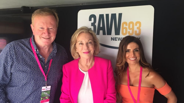 Article image for Denis Walter interviews Ita Buttrose and Ada Nicodemou at Kooyong