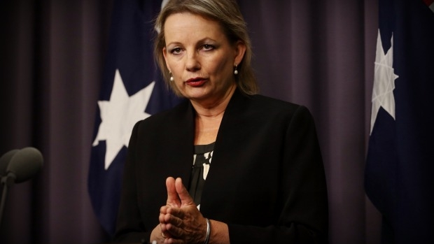 Article image for Sussan Ley resigns as health minister, Malcolm Turnbull confirms