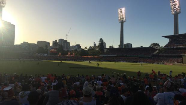 Article image for BLOG: KFC BBL06: Perth Scorchers v Melbourne Stars at the WACA