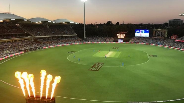Article image for BLOG: KFC BBL06: Adelaide Strikers v Melbourne Renegades (Adelaide Oval)