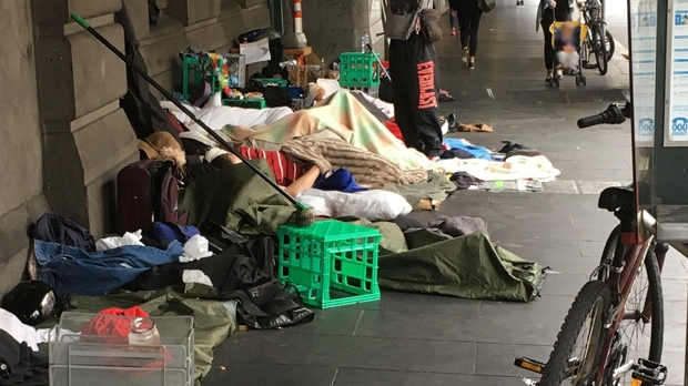 Article image for Tom Elliott questions government's $10m package to house rough sleepers