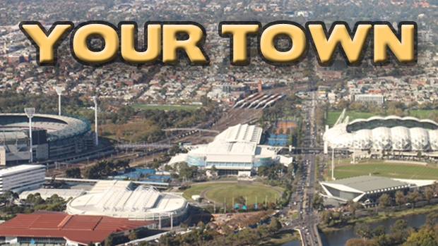 Article image for 3AW Drive visits: Melbourne's Olympic Park