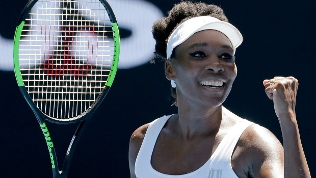 Article image for ESPN tennis commentator sparks outrage by saying Venus Williams had turned on 'gorilla effect' at Australian Open
