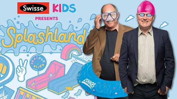Article image for 3AW Breakfast with Ross and John LIVE from Splashland!