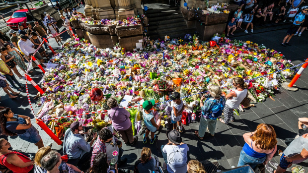 Article image for Melbourne mourns victims of the Bourke Street rampage