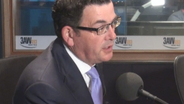 Article image for Premier Daniel Andrews rejects claims the government has lost the trust of Victorians