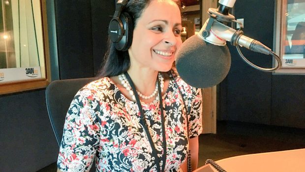 Article image for Rita Panahi rubbishes rumours she will go into politics