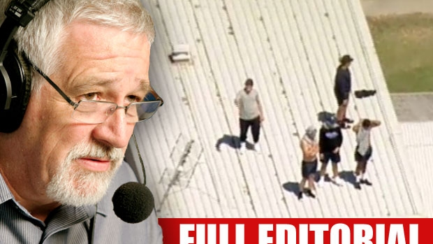 Article image for A furious Neil Mitchell slams the 'disgraceful' state of Victoria's youth justice system