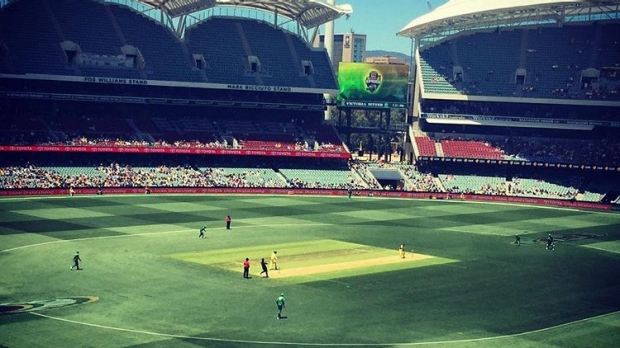Article image for BLOG: Fifth ODI Australia vs Pakistan at the Adelaide Oval