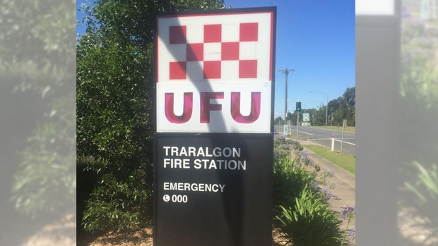Article image for WORD ON THE STREET: CFA Traralgon signage changed to UFU