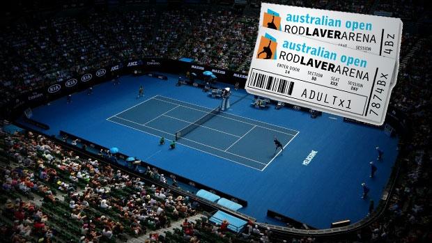 Article image for Scalpers target tennis fans ahead of Australian Open finals