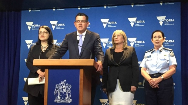 Article image for Daniel Andrews announces 40 Corrections Victoria staff will be deployed at Malmsbury and Parkville