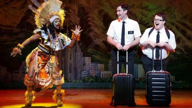 Article image for The surprising response by the Church of Latter Day Saints to The Book of Mormon musical