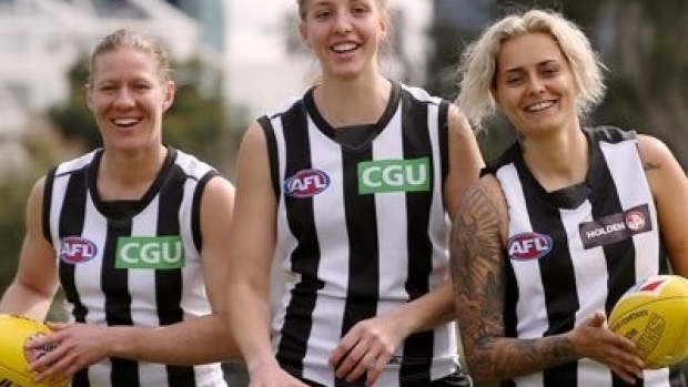 Article image for AFLW ready to go