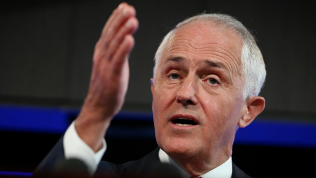 Article image for Prime Minister Malcolm Turnbull reveals he donated $1.75 million to Liberal Party