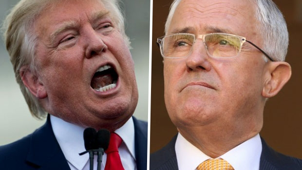 Article image for Malcolm Turnbull rejects claims Donald Trump hung up on him, tells Tom Elliott US alliance is 'rock solid'