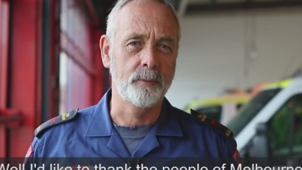 Article image for Ambulance Victoria release powerful video message following Bourke Street tragedy
