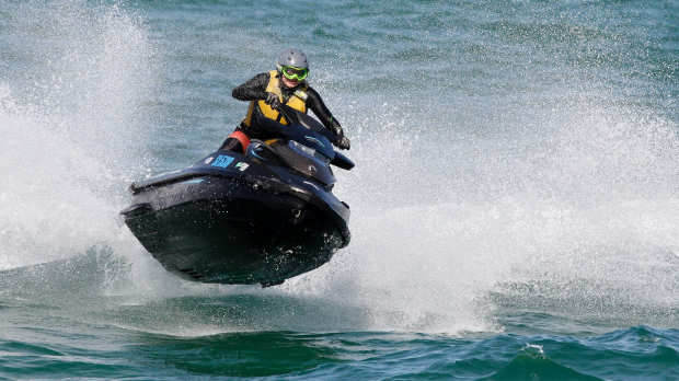 Article image for Government to close loophole that allowed 12-year-olds to ride jet skis