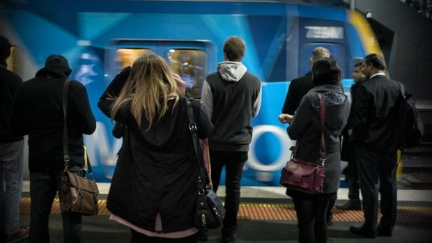 Article image for Commuter chaos on Belgrave and Lilydale lines following level crossing removal