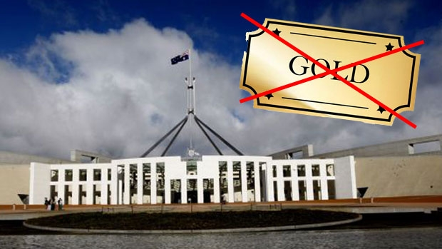 Article image for Controversial 'gold pass' for former politicians axed, effective immediately