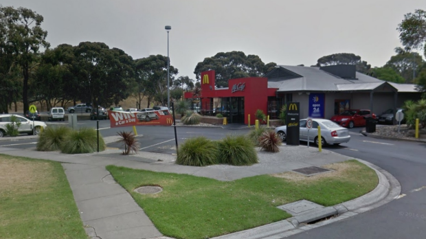 Article image for RUMOUR CONFIRMED: McDonald's worker punched in face during armed robbery at Laverton