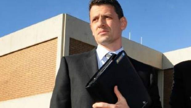 Article image for Victorian Police Association names new secretary Sgt Wayne Gatt