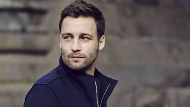 Article image for RUMOUR CONFIRMED: Jimmy Bartel has car 'completely totalled' while overseas on holiday