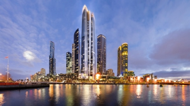 Article image for Crown Casino to build 323 metre tower at site of old Queensbridge Hotel