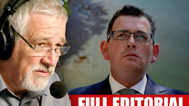 Article image for Neil Mitchell slams Daniel Andrews and 'government by subterfuge and bullying'
