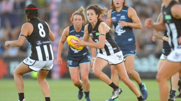 Article image for Tony Shaw may have a rival for the mantle of 'Collingwood's toughest captain'