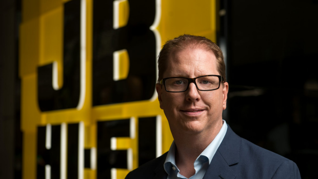 Article image for JB Hi-Fi CEO Richard Murray says it's all about keeping things lean