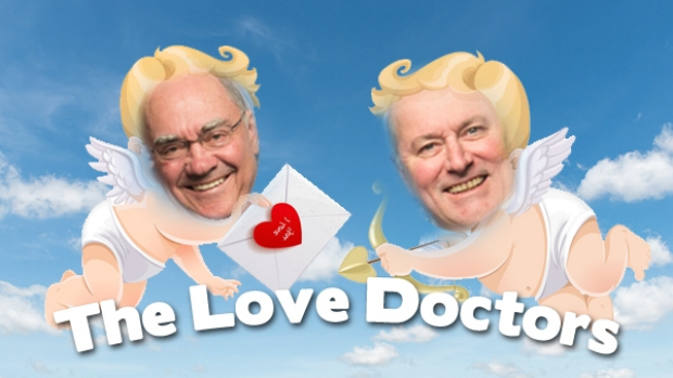 Article image for THE LOVE DOCTORS: Ross and John help listener looking for love