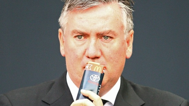 Article image for Caroline Wilson says Collingwood needs to find a successor for Eddie McGuire