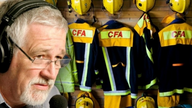 Article image for Neil Mitchell slams 'grubby' new CFA allowance deal